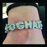 NEW Ladies Rhinestone Foghat Bracelet