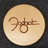 Wood Foghat Coaster Set of 4