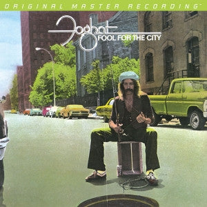 'Fool For The City' Re-Mastered Numbered Edition Vinyl!!- Released by Mobile Fidelity