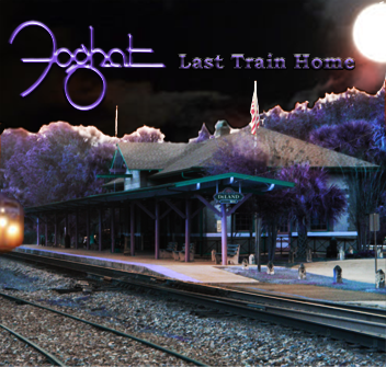 "Autographed Copy of ""Last Train Home"" CD 2010"