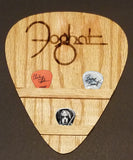 Wood Foghat Pick Display