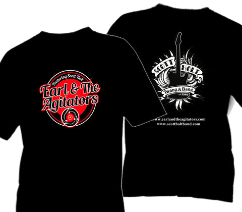 Earl & The Agitators T-Shirt