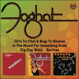 """Girls To Chat, Boys To Bounce"", ""In The Mood For Something Rude"", ""Zig Zag Walk"" Double CD!"