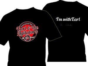 """I'm with Earl"" T-Shirt"