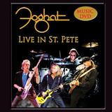 "Autographed copy of FOGHAT ""LIVE in St. Pete"" DVD"