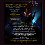 "FOGHAT ""LIVE in St. Pete"" DVD"