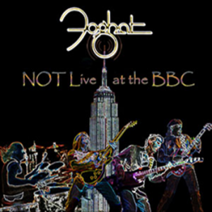 'NOT Live at the BBC' (2009-UK) CD