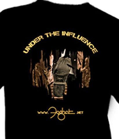 """Under the Influence"" T-Shirt!"