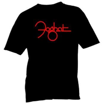"FOGHAT - ""Slow Ride"" T-SHIRT!"