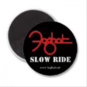 Foghat 'SLOW RIDE' Magnet
