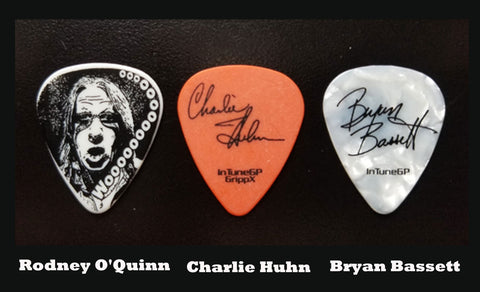 2017 Signature Guitar Picks