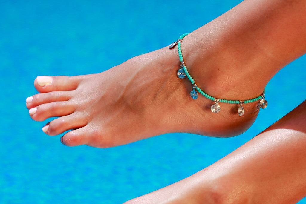 Beads Anklets