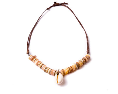 Sunny Day Sea Shell Necklace - boom-ibiza