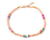Anklet  - Briolette Shape Beads - boom-ibiza