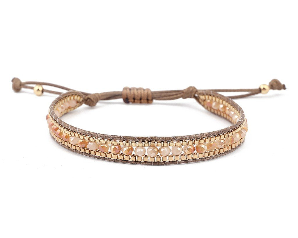 Spanish Bracelet - Brown