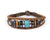 leather bracelet - Ibiza Boho Style