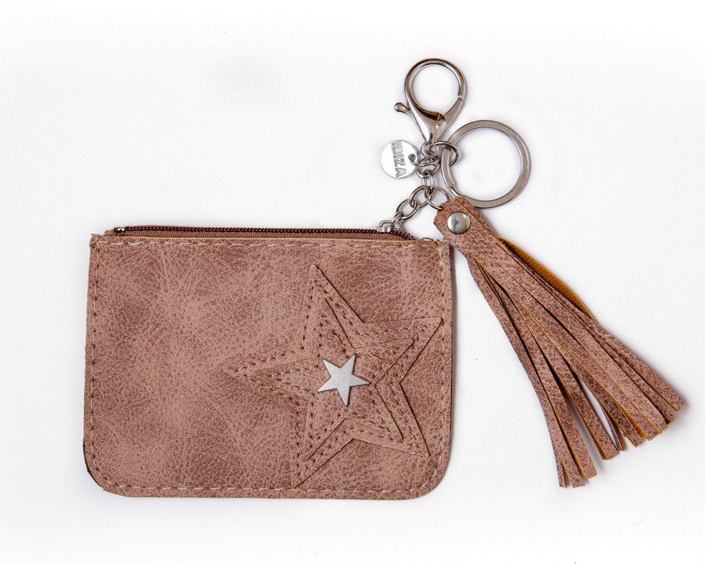 leather wallet - brown - boom-ibiza