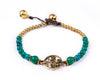 Tree of life bracelet - Deep water - boom-ibiza