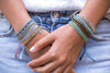 Spanish Bracelet - Light-Blue - boom-ibiza
