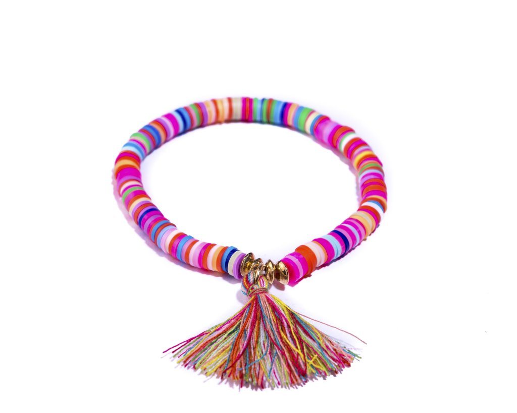 Stretch Friendship Bracelet - Soft