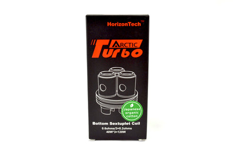 Arctic Turbo Replacement Coils (5 Pack)