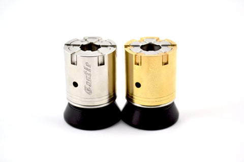 Authentic Castle RDA v1.5 Gold (18k Gold Plated) (Authentic)