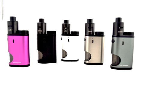 50W Eleaf Pico Squeeze with Coral Full Kit W/O Battery
