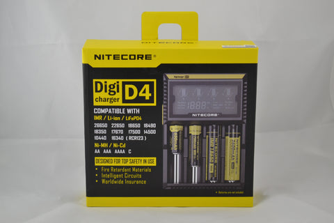 Nitecore 4 Bay Intellicharger