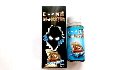 White Chocolate by Cookie Monster 100ml