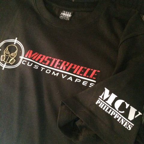 Authentic MCV Philippines Tee Shirt