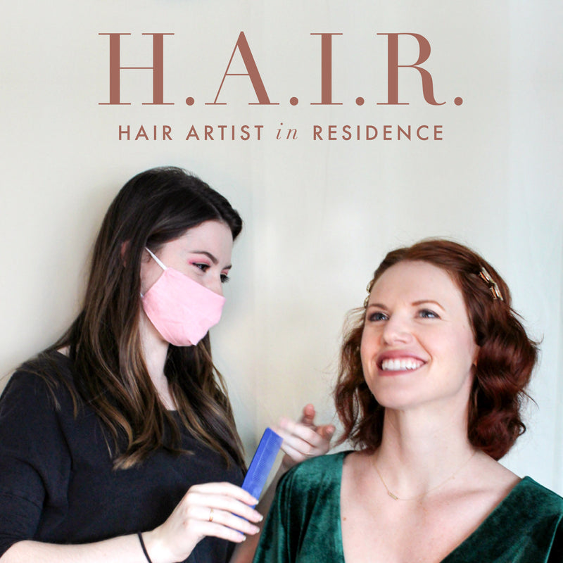 Introducing H.A.I.R. - BANDED's Hair Artist in Residence
