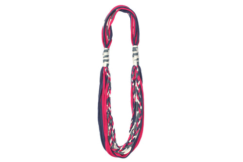 Midnight Fuchsia Double Knot