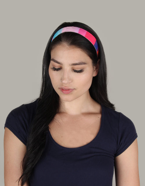 "BANDED Women's Premium Headbands + Hair Accessories - Havana Stripe - Original 1"" Headband"