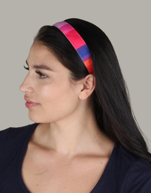 "Havana Stripe - Original 1"" Headband"