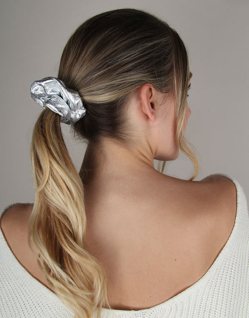 Metallic Glam - 3 Pack Scrunchies