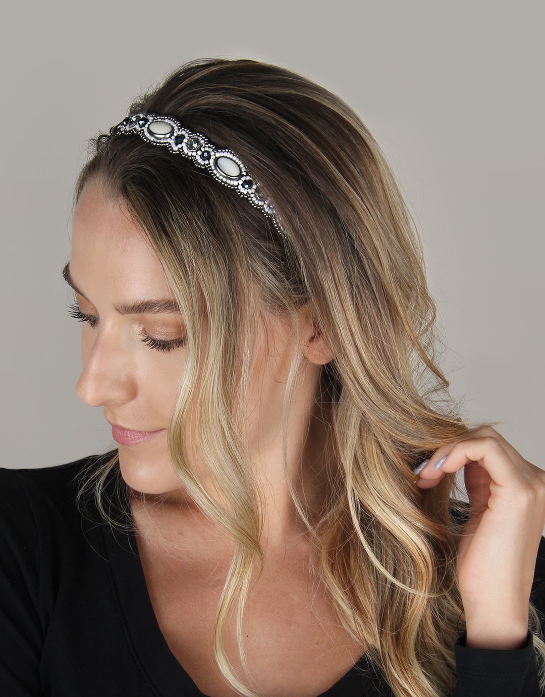 BANDED Women's Premium Headbands + Hair Accessories - Yacht Party - Luxe Headband