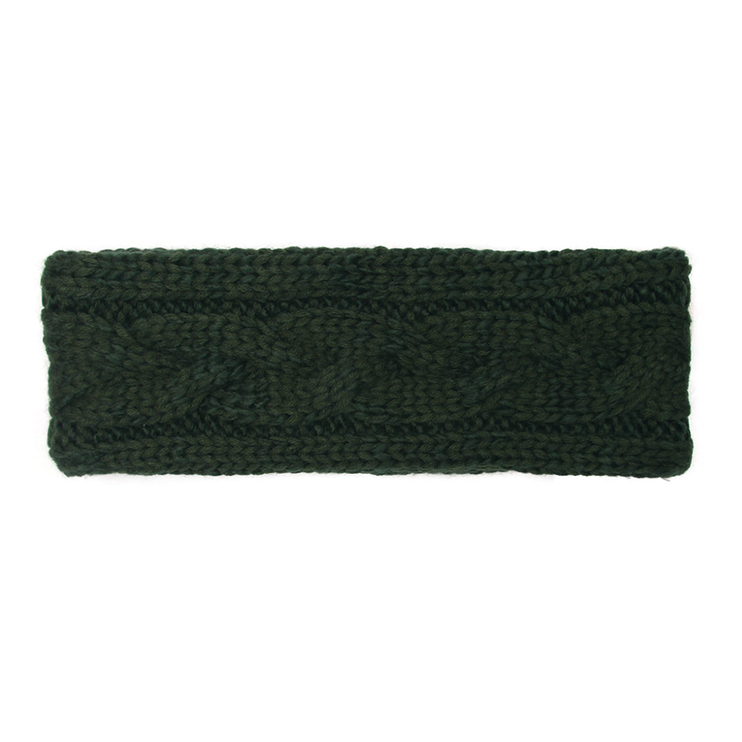 BANDED Women's Premium Headbands + Hair Accessories - Sequoia Forest - Winter Headband