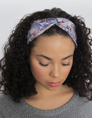 BANDED Women's Headwraps + Hair Accessories - Colonial Tapestry - Classic Twist Headwrap