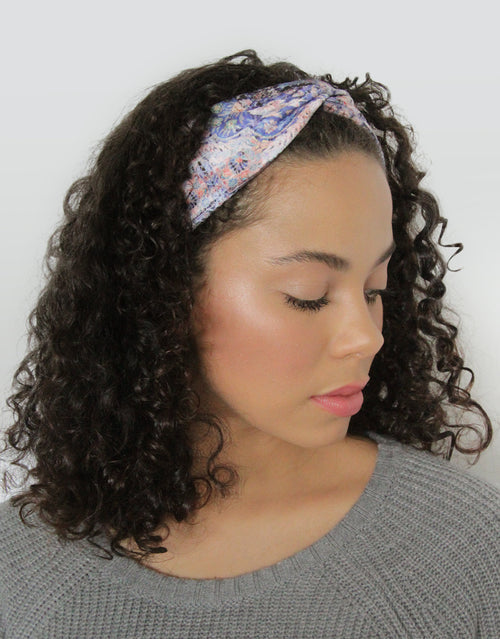 Colonial Tapestry - Classic Twist Headwrap