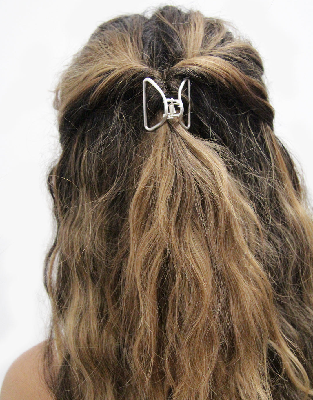 BANDED Hair Accessories - Sail Away (SM) - Matte Metal Claw Clips