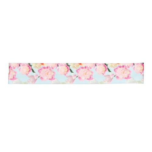 BANDED women's sports & athletic headbands - Peony Splendor - Aspire Athletic Headband