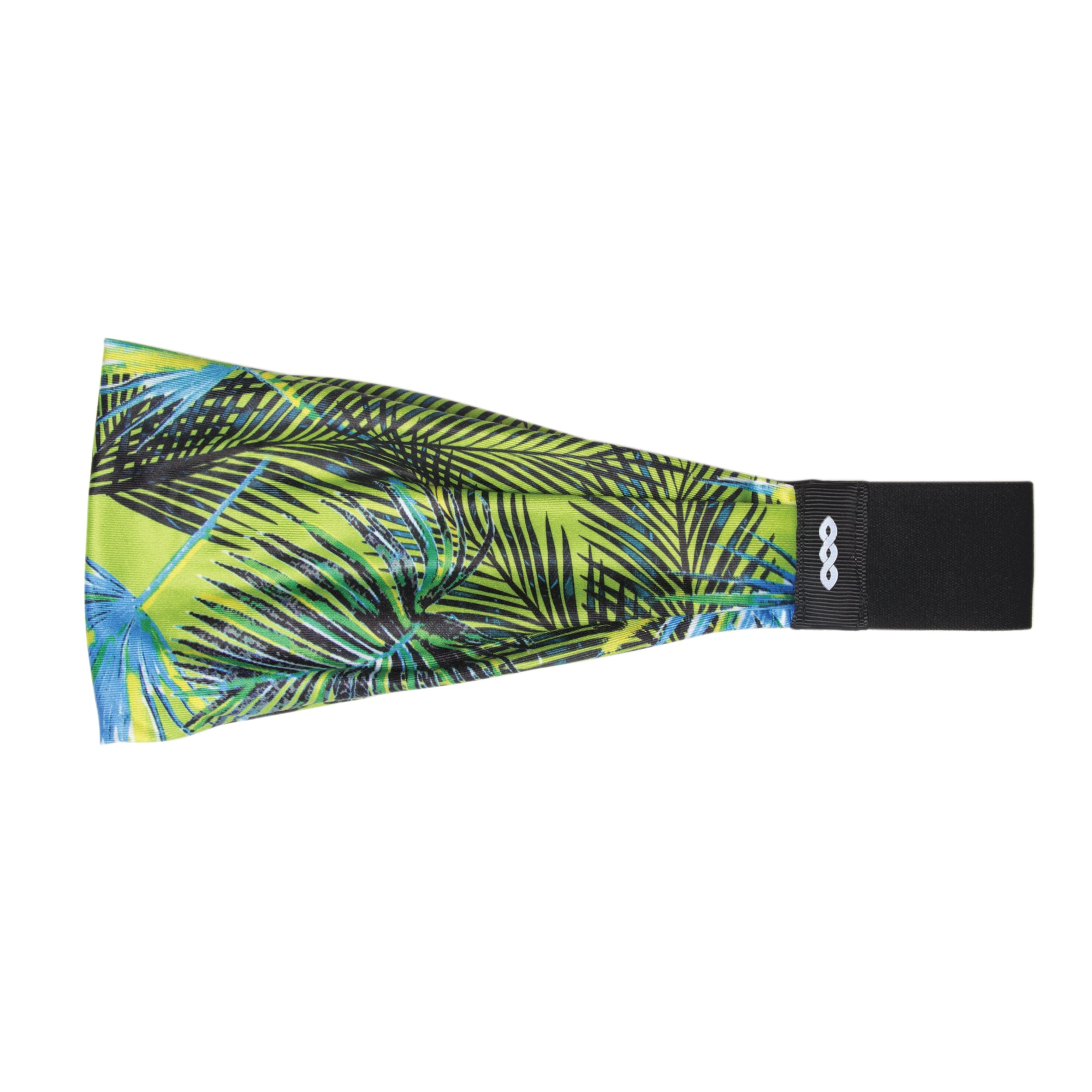 BANDED Women's Premium Headbands + Hair Accessories - Amalfi Palm - Accelerate Athletic Headband