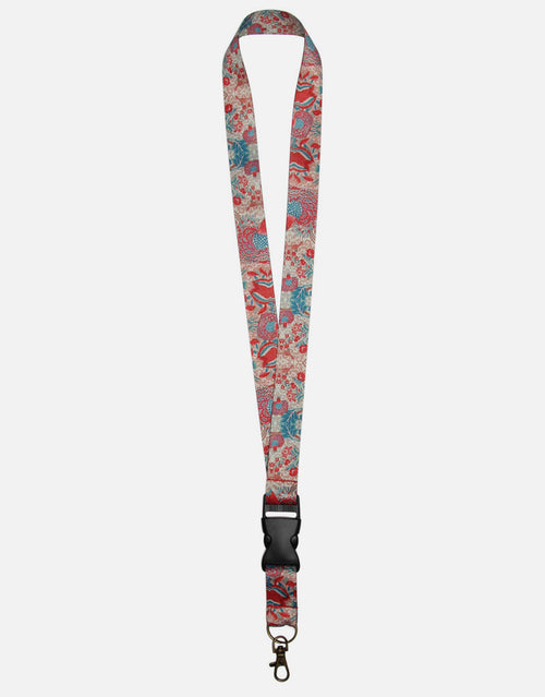 BANDED Women's Premium Accessories - Marketplace Floral - Lanyard