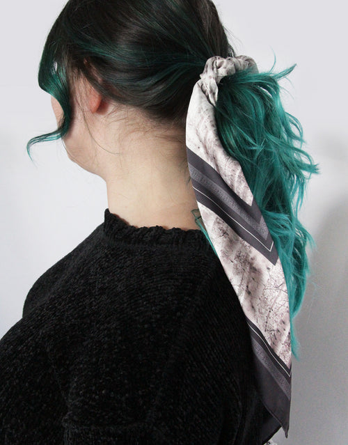 Birch Forest - Scrunchie Bandana