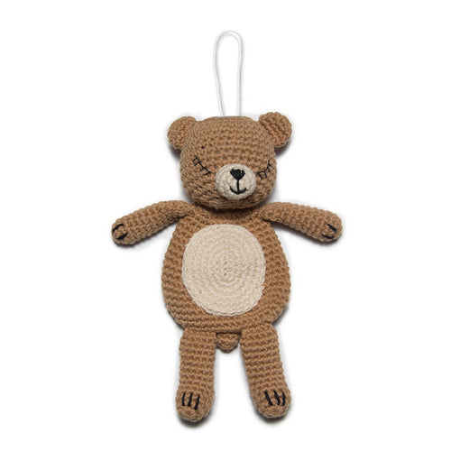 BANDED Baby Toy + Gift Set - Little Bear - Pacifier Friend