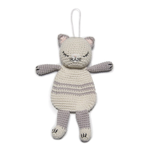 BANDED Baby Toy + Gift Set - Little Kitty - Pacifier Friend