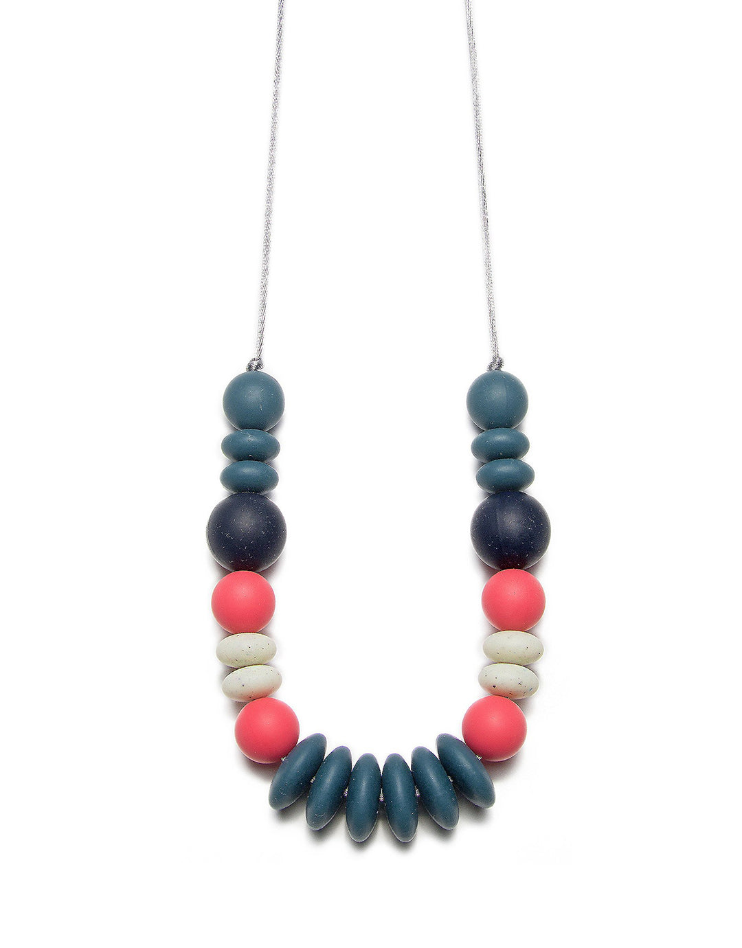BANDED Baby Accessories + Apparel - Woodland Berries - Teething Necklace