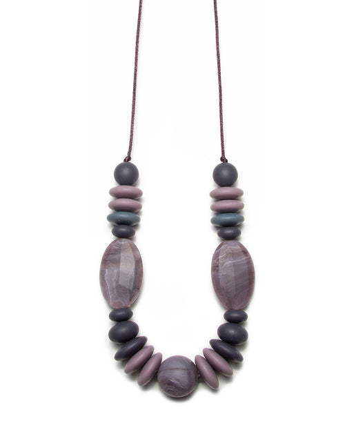 BANDED Baby Accessories + Apparel - River Shadow - Teething Necklace