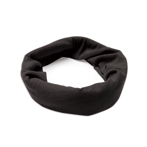 Ebony - Women's Infinity Headwrap / Face Mask