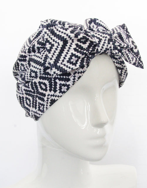 Colonial Geo - Fashion Turban